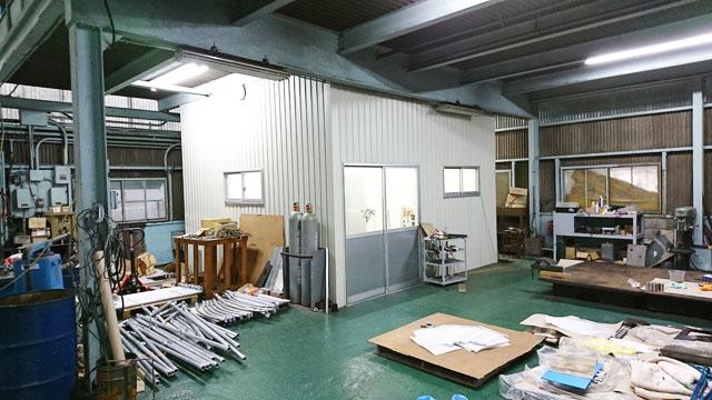 新设明石工厂